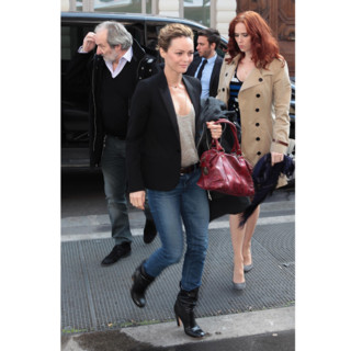 Vanessa Paradis à Paris pour la projection du film