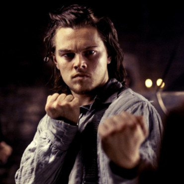 Leonardo DiCaprio dans Gangs of New York