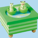 Jeu d&#039;enfant Trousselier Mange Grenouilles