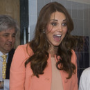 Kate Middleton en Angleterre le 29 avril 2013