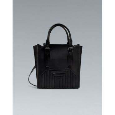 Mini shopper Zara 39.95 euros