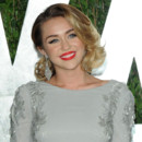 Miley Cyrus Oscars 2012 soire Vanity Fair
