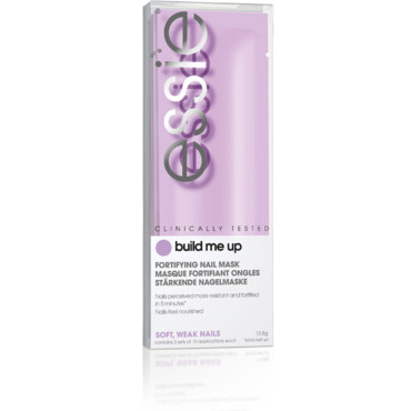 Build me up-masque fortifiant pour les ongles, Essie. Prix: 13 € (sortie avril 2012)