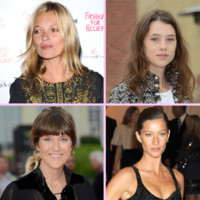 Gisele Bndchen, Kate Moss... fans du maquillage nude