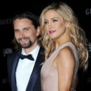 Matthew Bellamy et Kate Hudson à Los Angeles le 1er novembre 2014