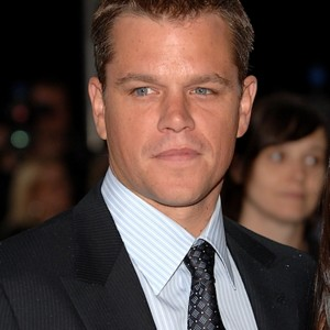 People : N°2 : Matt Damon