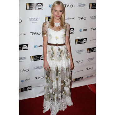 Kate Bosworth en Dolce & Gabbana