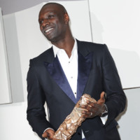 Omar Sy et son Csar du meilleur acteur Csar 2012