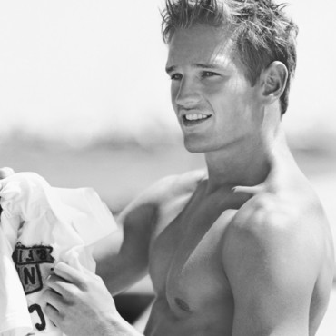 Abercrombie & Fitch Guy