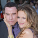 John Travolta et Kelly Preston le 25 juin