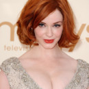 Christina Hendricks Emmy Awards septembre 2011