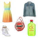 CK One Summer- Look sport chic
