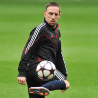 Photo : Franck Ribéry, futur champion du monde ?