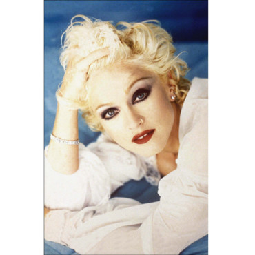 Madonna photo non datée