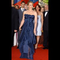 Photo : Kristin Scott Thomas sur le tapis rouge