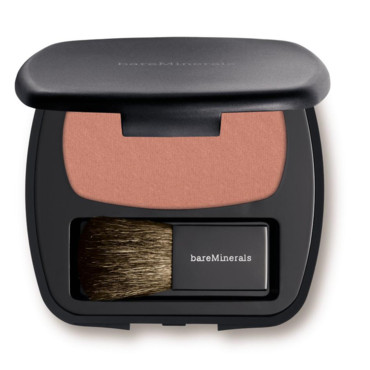 The Whisper Blush bareMinerals à 26 euros