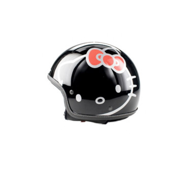 Scooter casque Hello Kitty