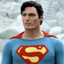 "Christopher Reeve dans ""Superman IV"""