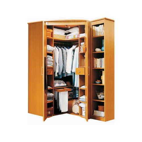 armoire d 39 angle de celio tendances d co d co. Black Bedroom Furniture Sets. Home Design Ideas