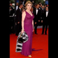 Photo : Catherine Deneuve sur le tapis rouge