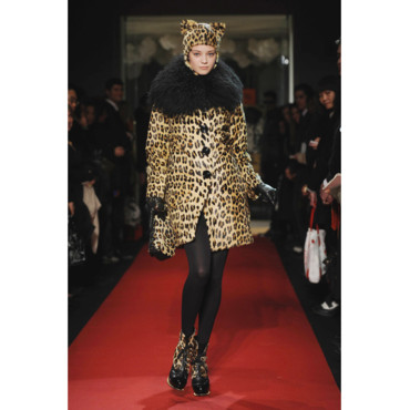 Fashion Week Pap hiver 2010 Moschino