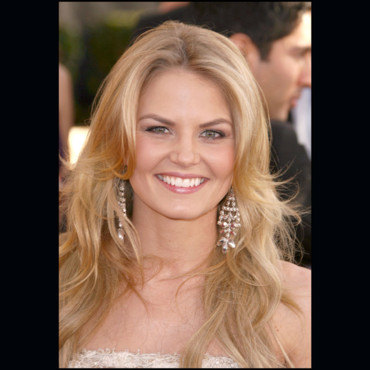 Jennifer Morrison les cheveux blonds en 2009
