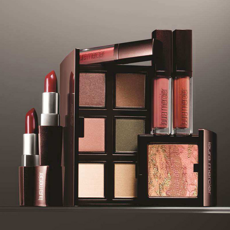laura mercier maquillage automne 2011 Canyon