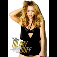 Photo : Hilary Duff prend la pose dans Maxim