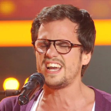 Florian Veneziano - Equipe Jenifer - The Voice : la plus belle voix