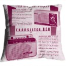 Coussin Radio Bonjour mon coussin