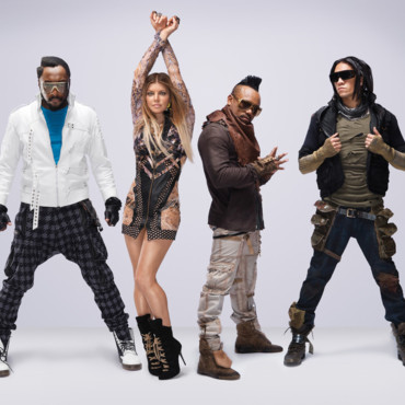 NRJ Music Awards 2011 - Black eyed peas