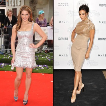 Top Flop Ashley Greene Victoria Beckham