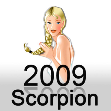 Horoscope Scorpion 2009