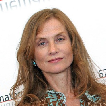 people : Isabelle Huppert