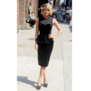 Dianna Agron en Stella McCartney