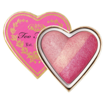 Sweethearts Perfect flush blush Too Faced à 28 euros en exclusivité chez Sephora à partir de février 2014