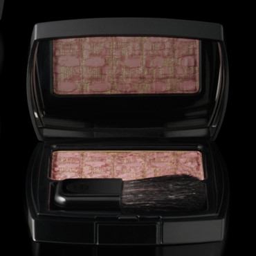 Maquillage Chanel 2009 : blush Les Tissages