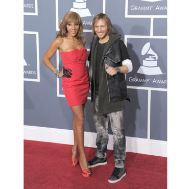 David et Cathy Guetta