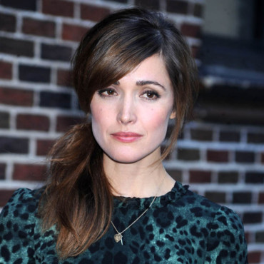 Rose Byrne invitée du Late Show with David Letterman