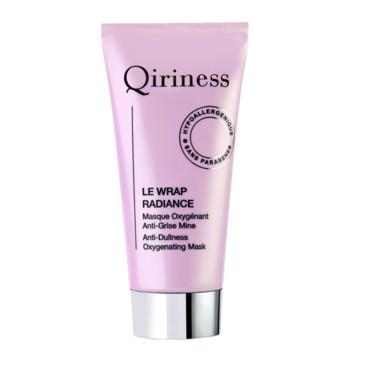 Qiriness Masque oxygénant WRAP RADIANCE exclusivité Marionnaud 50 ml 33 euros