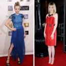 Emma Stone, Heidi Klum, Amanda Seyfried... le best of mode de la semaine