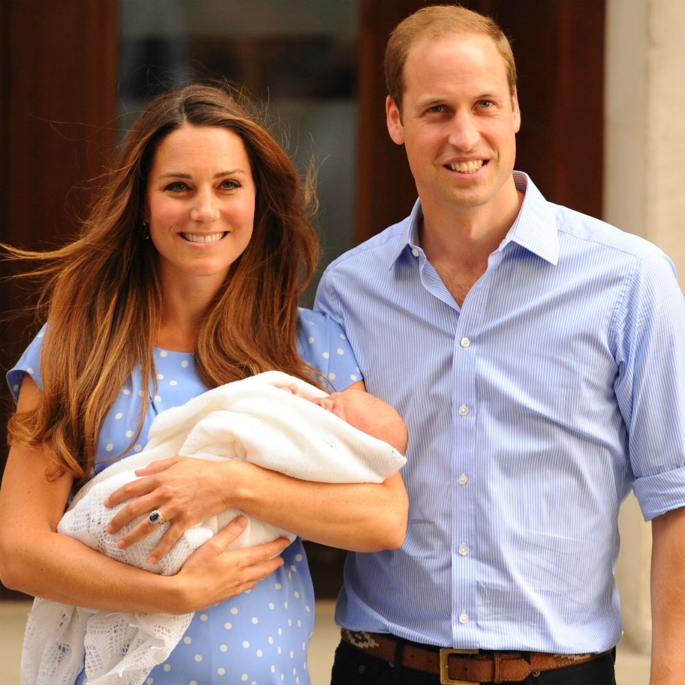 Kate Middleton, Le Prince William Et Le Royal Baby : Les