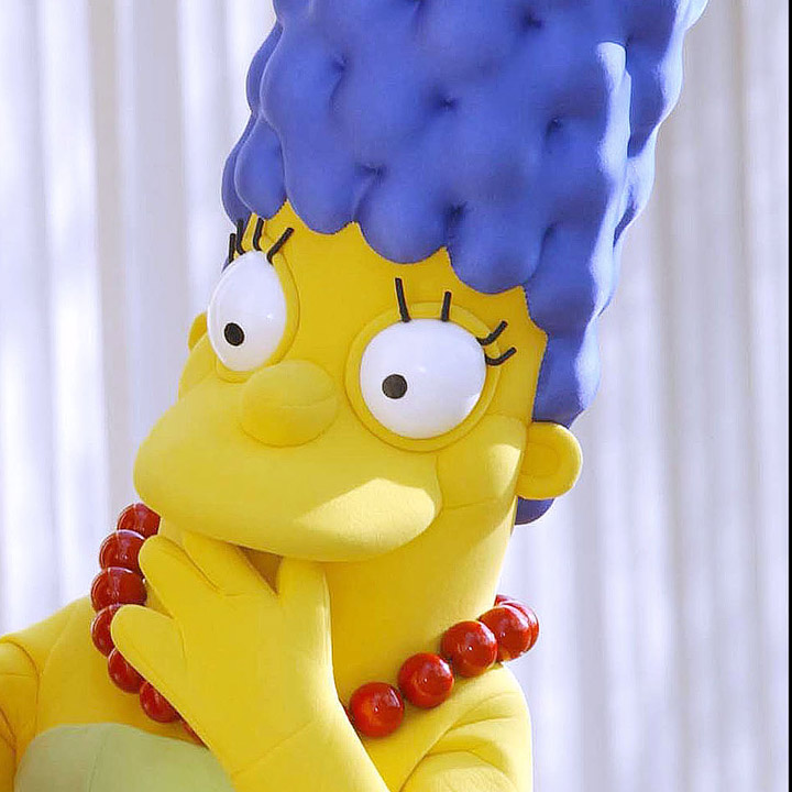 Marge Simpson Foot Porn