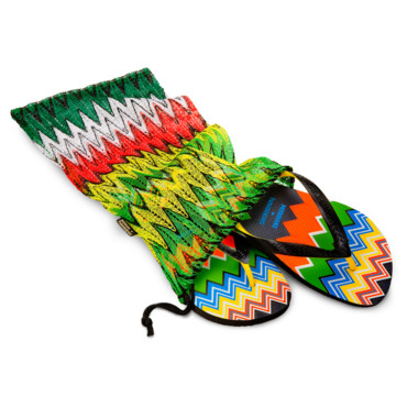 Tongs Havanaïas Missoni