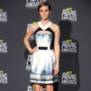 Emma Watson aux MTV Movie Awards, le 14 avril 2013