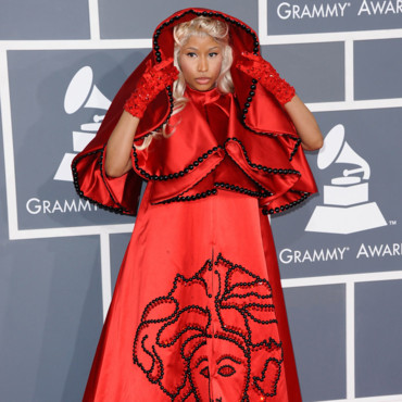 Nicki Minaj aux Grammy Awards 2012
