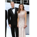 Kate Middleton et le prince William à un gala de bienfaisancejpg