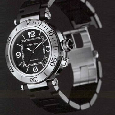 Montre Cartier Pasha Seatimer