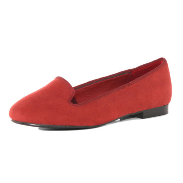 Slippers rouges Dorothy Perkins 35 euros
