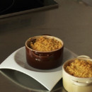 Crumble de patates douces